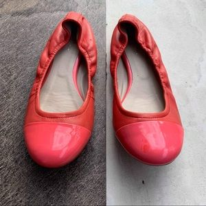 Boden coral flats size 8/38 GUC